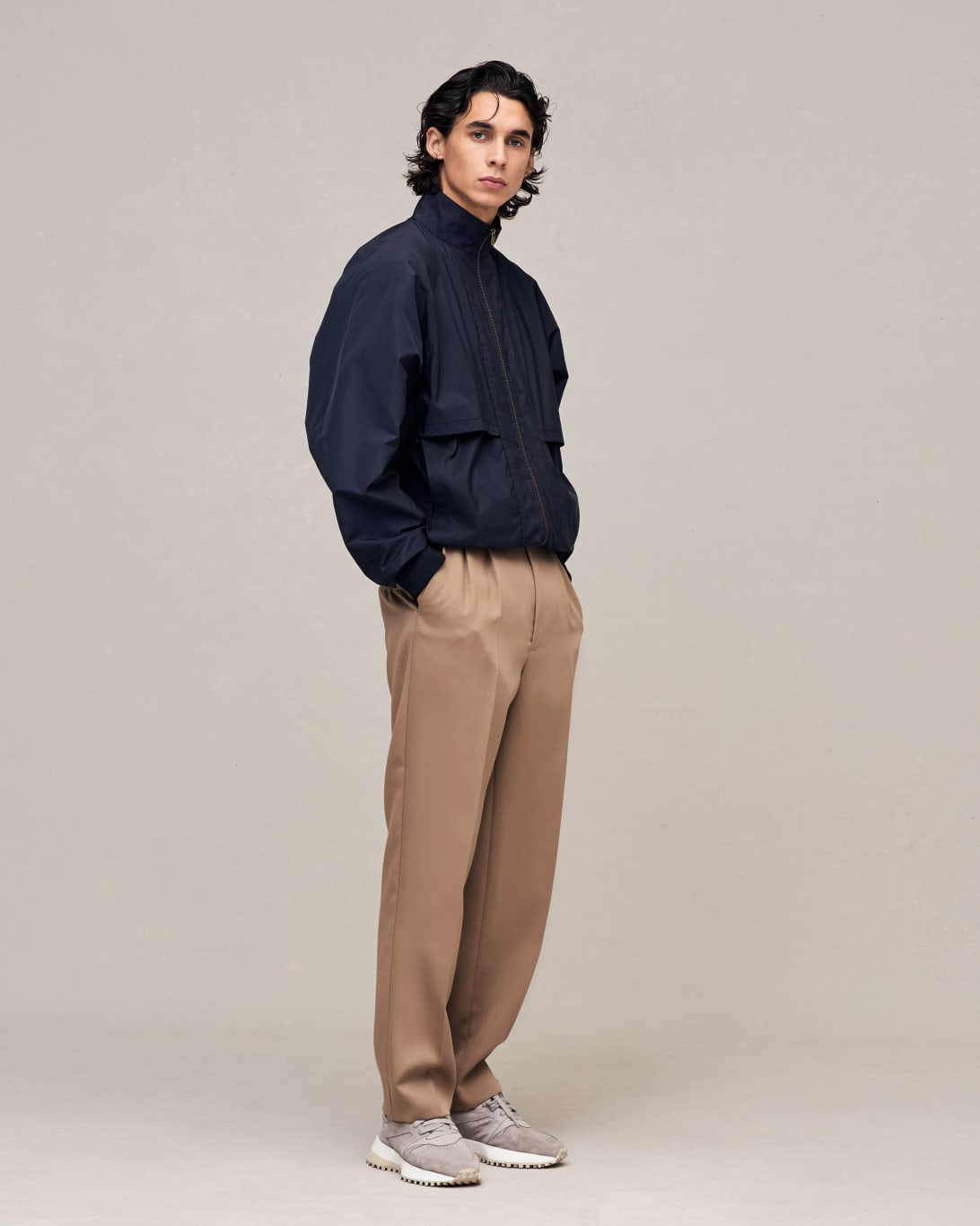 Seventh Collection | Fall/Winter Lookbook Look 20