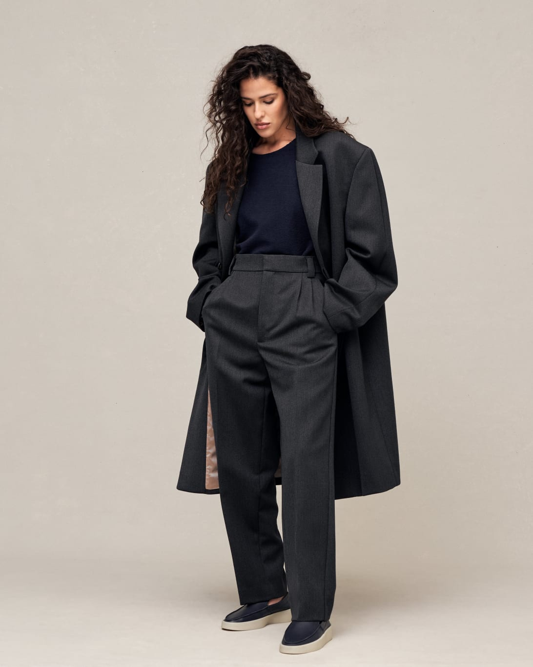 Seventh Collection | Fall/Winter Lookbook Look 25