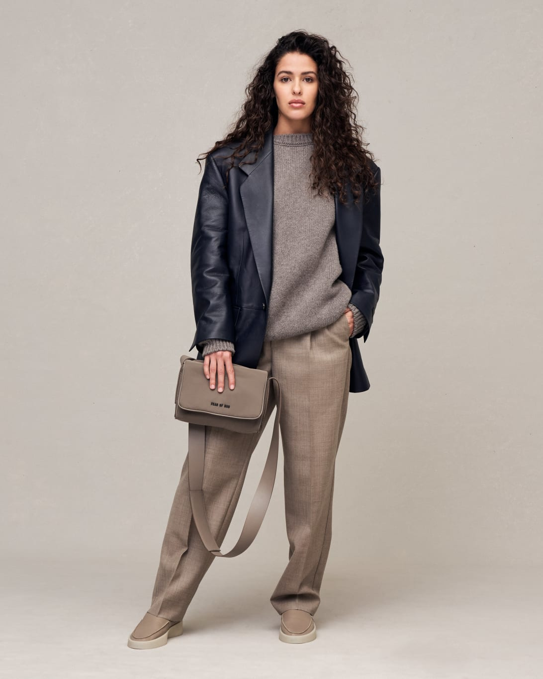 Seventh Collection | Fall/Winter Lookbook Look 27
