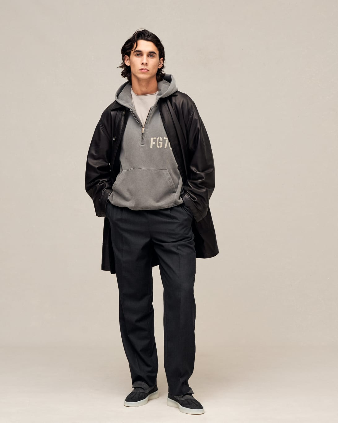 Seventh Collection | Fall/Winter Lookbook Look 33