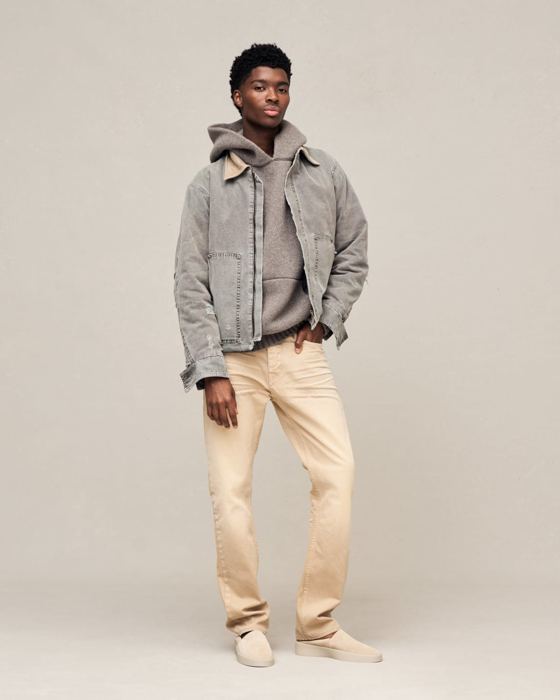 Seventh Collection | Fall/Winter Lookbook Look 39