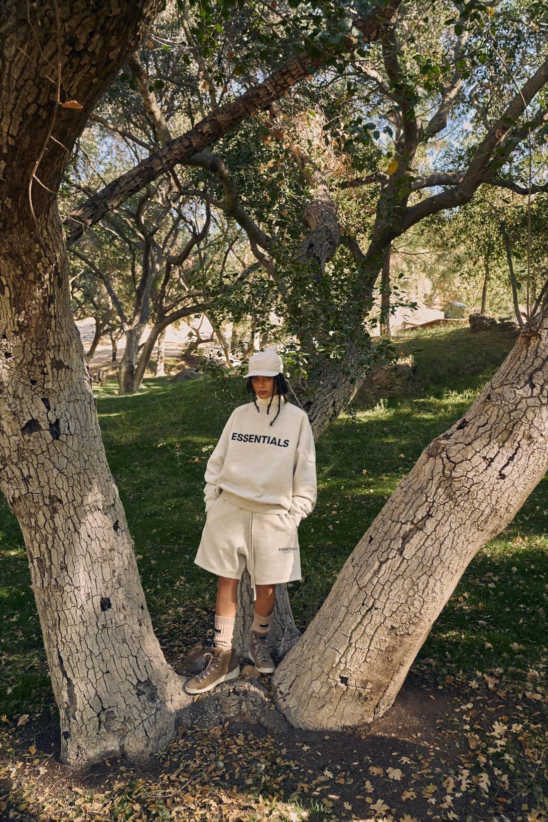 ESSENTIALS CALIFORNIA WINTER 2020 Look 06