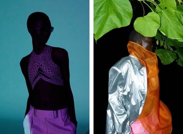Thumbnail image for Photography by Viviane Sassen - Spring/Summer 2021
