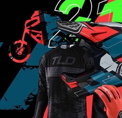 New Troy Lee Designs 2021 Range at Crooze.com.au
