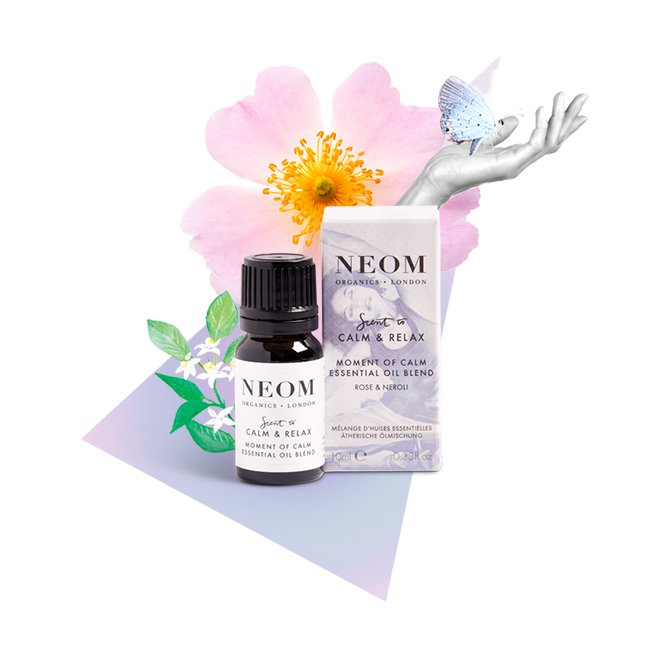 Moment of Calm Essential Oil Blend