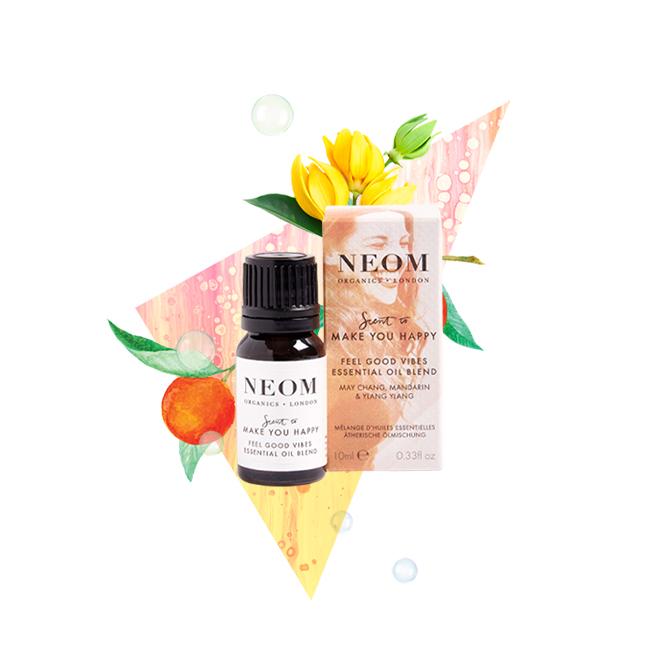 Feel Good Vibes Essential Oil Blend
