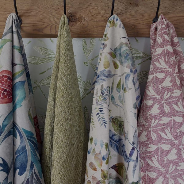 Patterned Woven Fabric By The Metre