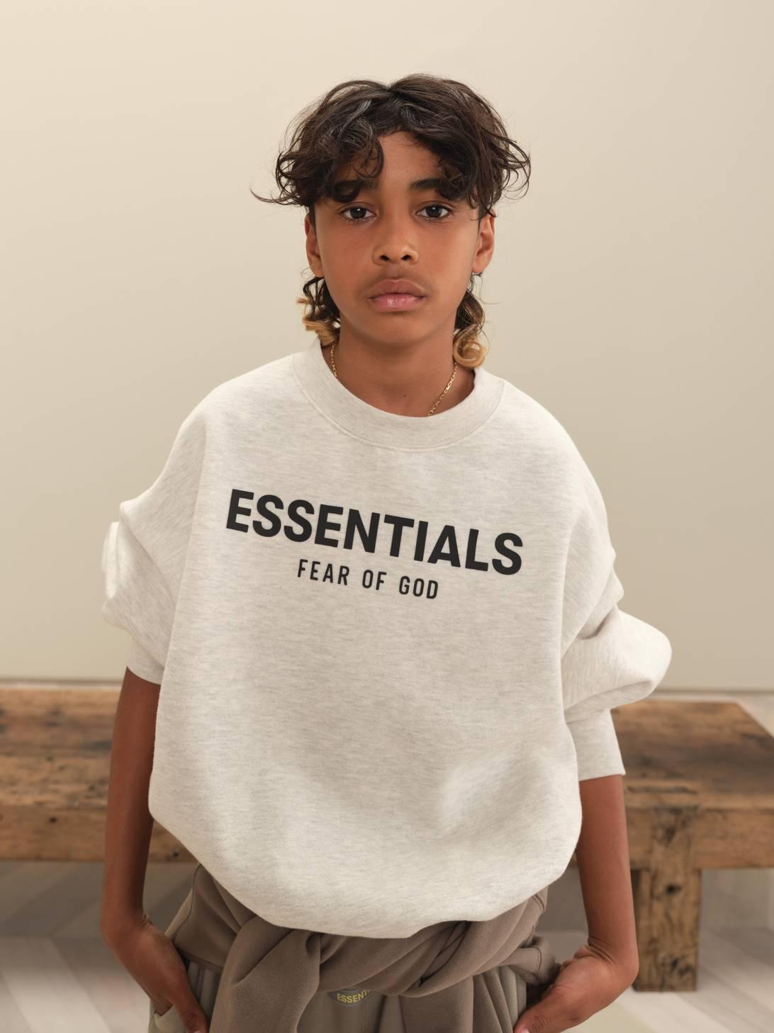 ESSENTIALS Spring 2021 Collection Lookbook Look 18