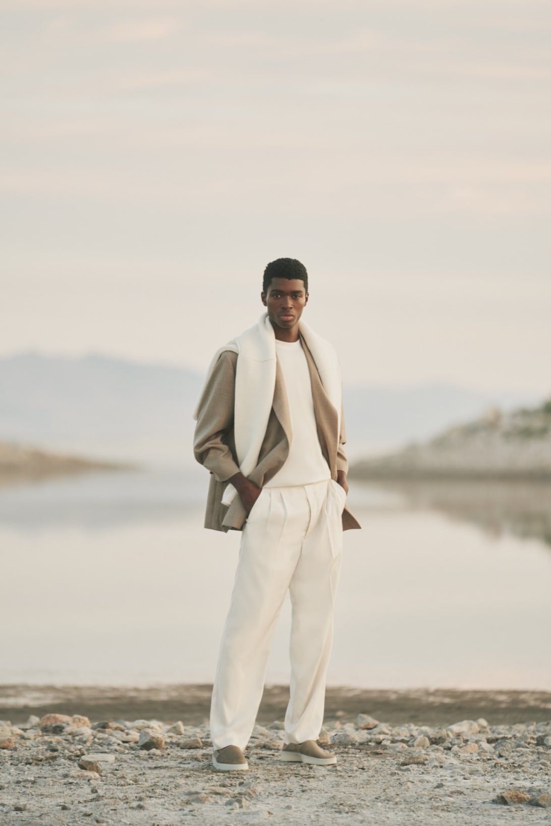 Seventh Collection Fall/Winter 2021 Campaign Look 01