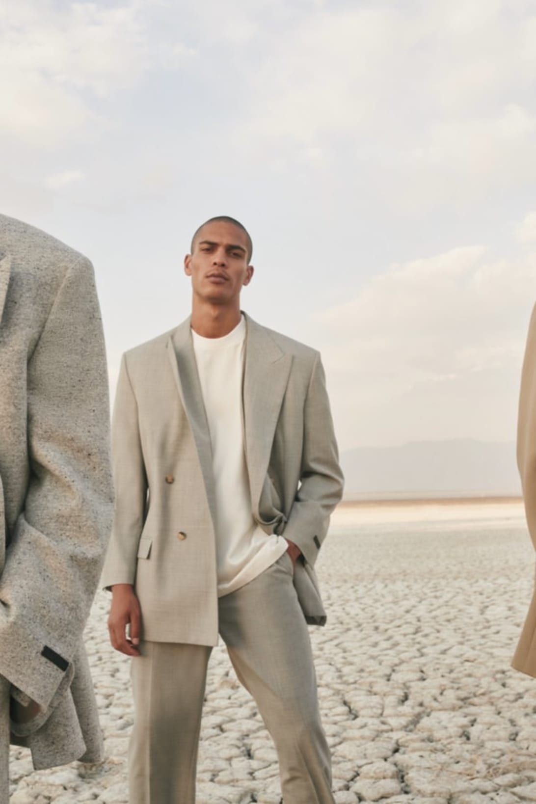Seventh Collection Fall/Winter 2021 Campaign Look 04
