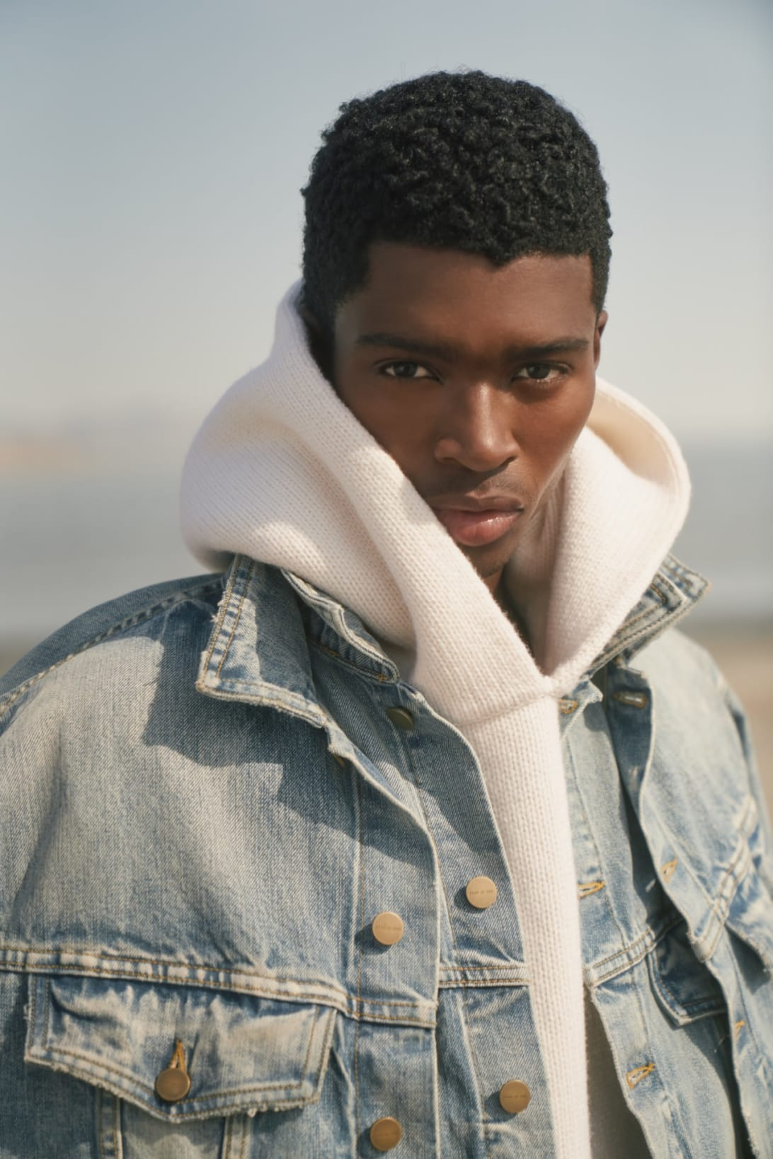 Seventh Collection Fall/Winter 2021 Campaign Look 06
