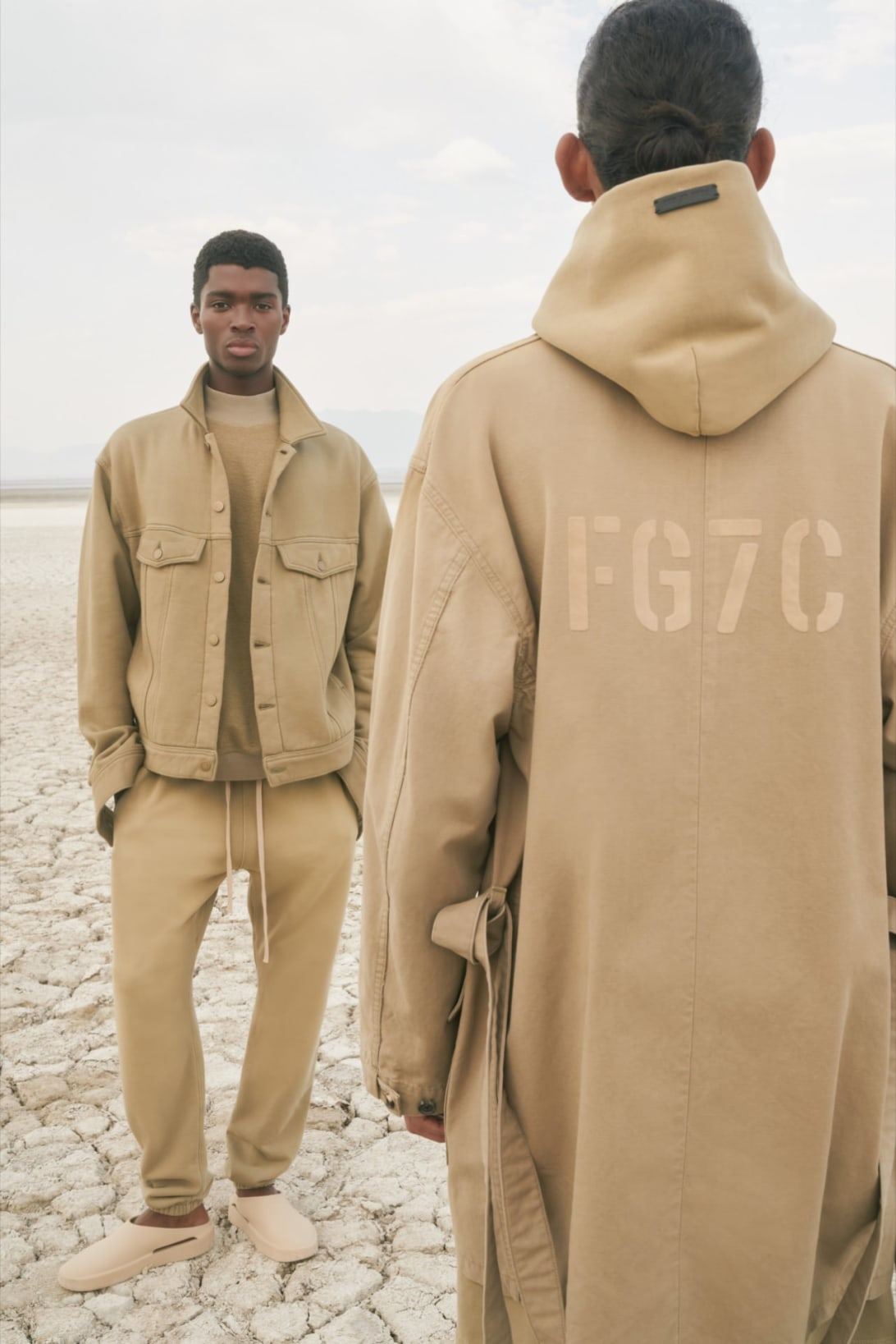 Seventh Collection Fall/Winter 2021 Campaign Look 14