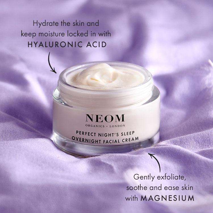 Perfect Night's Sleep Overnight Facial Cream 50ml
