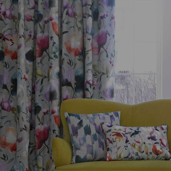 Printed to Order Curtain Panels