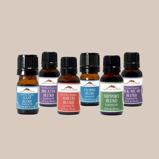 Aromatherapy by Mountain Rose Herbs