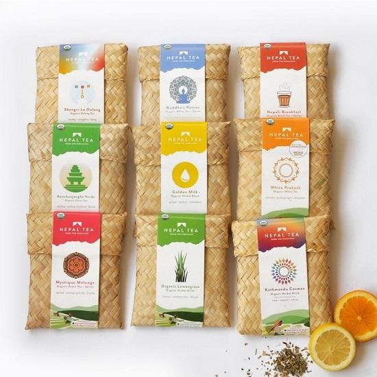 Tea Sampler by Nepal Tea
