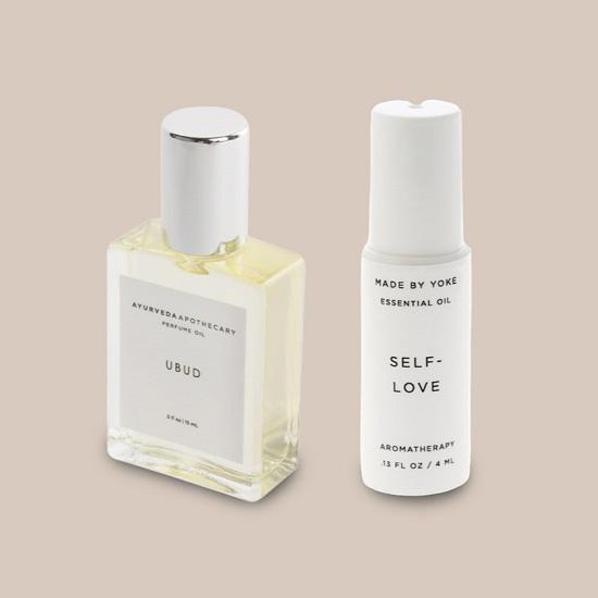 Made By Yoke - Ubud Perfume oil and self love Roll on
