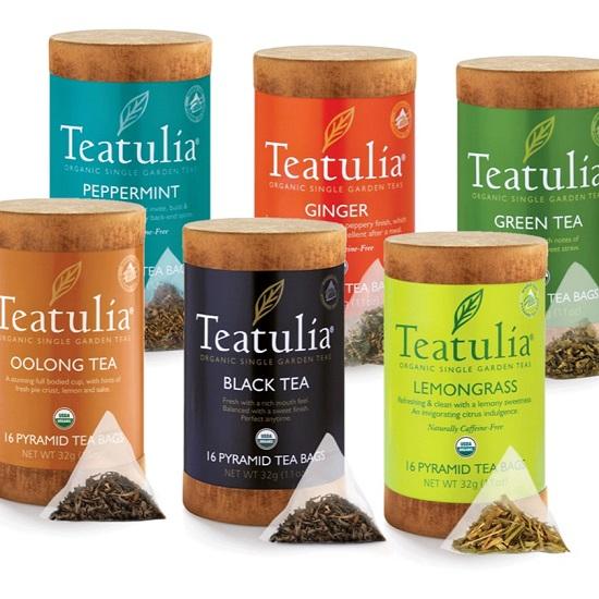 Assorted Teas by TeaTulia