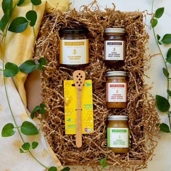 Honey Gift Set by Clif Family