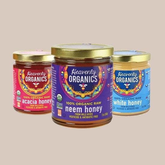 Honey by Heavenly Organics
