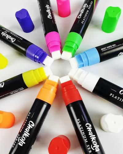 Chalkola Jumbo Chalk Markers