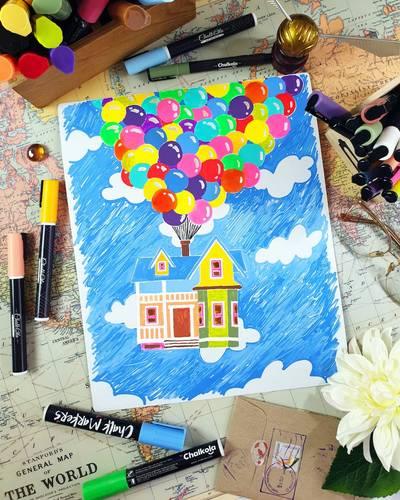 Chalkola Chalk Pens
