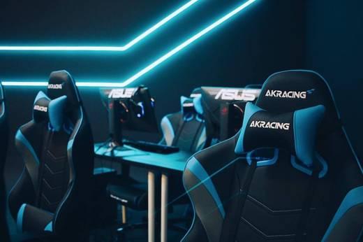 AKRACING Max Gaming Chair Red