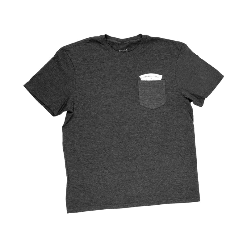 Men's pizza pocket tee